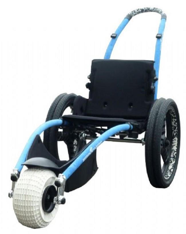 wheelchair wheel covers for beach