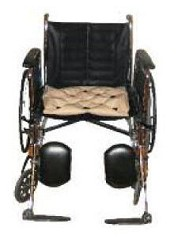 Waffle Air Wheelchair Cushion, Case of 12
