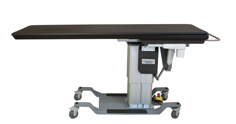 oakworks cfpm400 c-arm imaging table - free shipping
