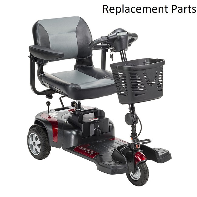 Drive Medical Replacement Parts for Phoenix HD 3 or HD 4 Power Scooters