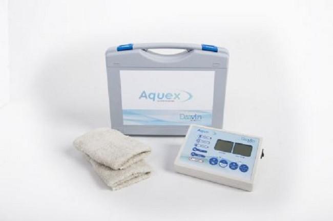 Aquex Iontophoresis Machine For Hyperhidrosis Excessive
