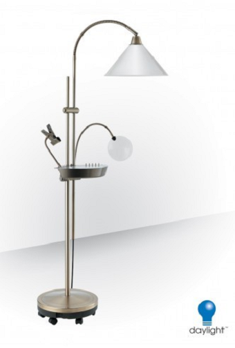 Floor Lamps Low Vision Aids Natural Light Lamp Task