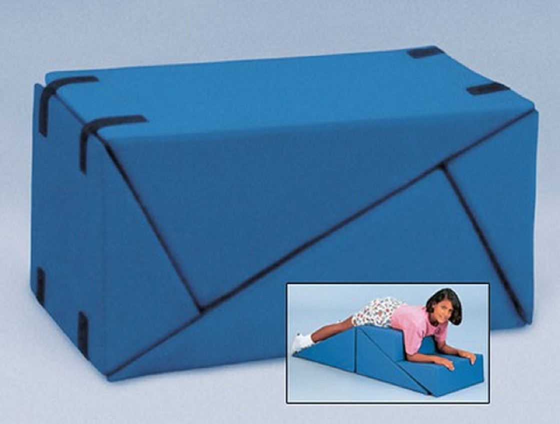 Bed wedge for legs - Positioning Wedge System