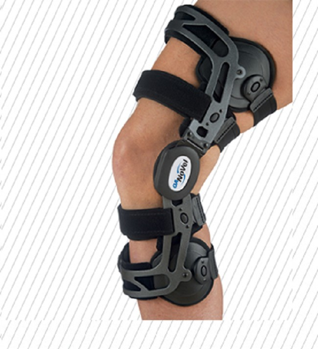 d91779f35e Osteoarthritis NoVel Medial Knee Brace. Choose Left or Right Side and Size