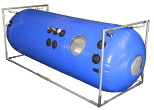 Portable Home Hyperbaric Chamber with 3-Zipper Technology