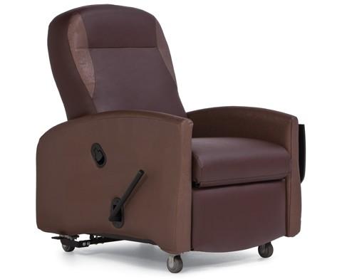 champion continuum manual sleeper chair - free shipping