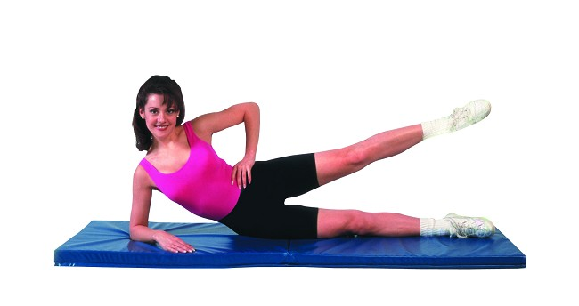 Cando Closed Cell Foam Exercise Fitness
