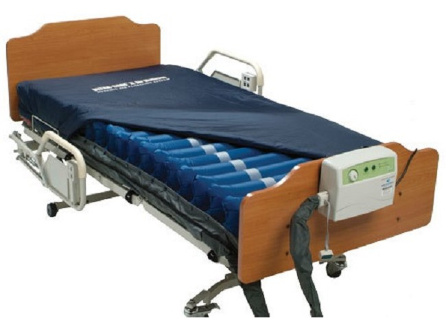 Meridian Ultra Care 5800 Low Air Loss Mattress System