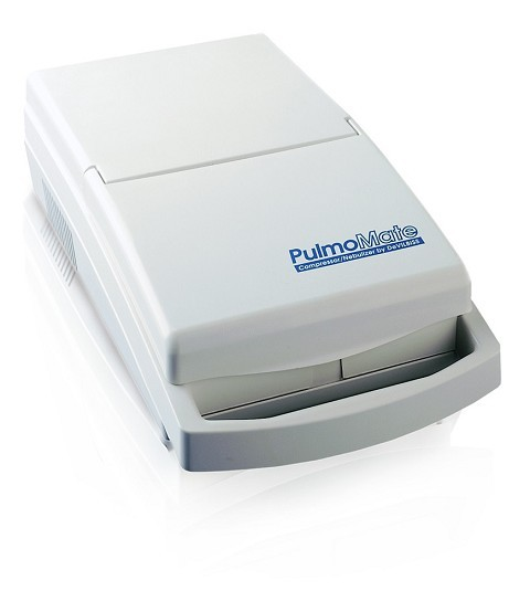 pulmo aide nebulizer machine