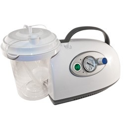suction machine canister