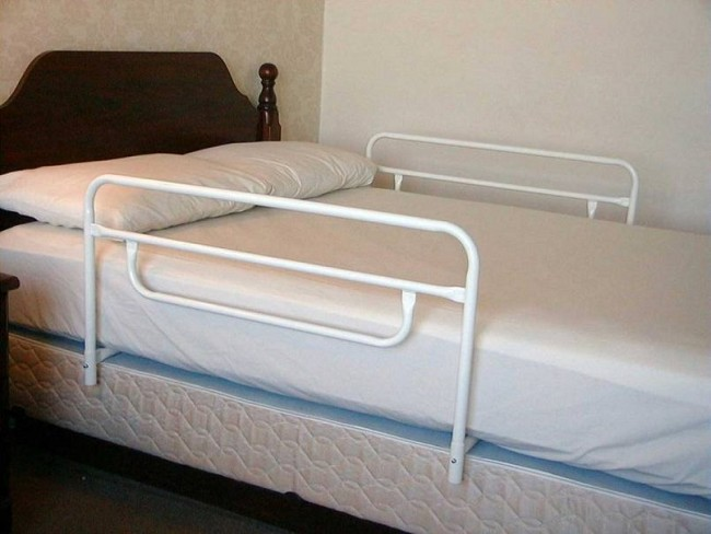 30 Inch Security Adult Bed Rail