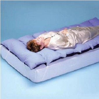 Hermell Total Comfort Bed Pad