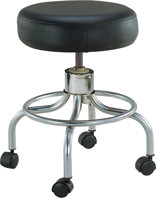 Incredible Drive Medical Revolving Adjustable Height Stool Onthecornerstone Fun Painted Chair Ideas Images Onthecornerstoneorg