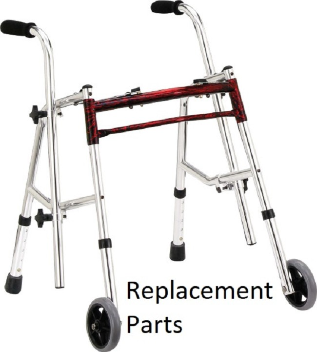 Drive Medical Replacement Parts for the Glider Rolling Walker