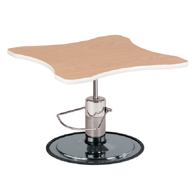 Clinton Soft Curve Height Adjustable Work Table