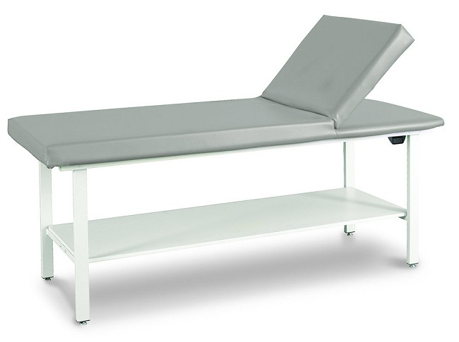 Winco Adjustable Backrest Treatment Tables