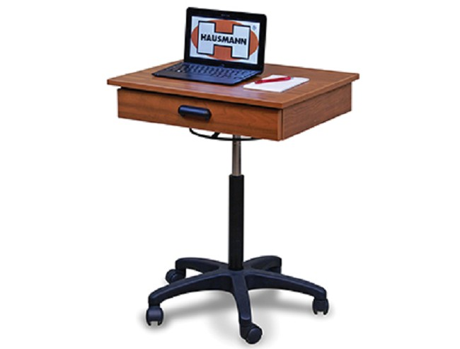 Hausmann mobile computer workstation free shipping for Hausmann mobel