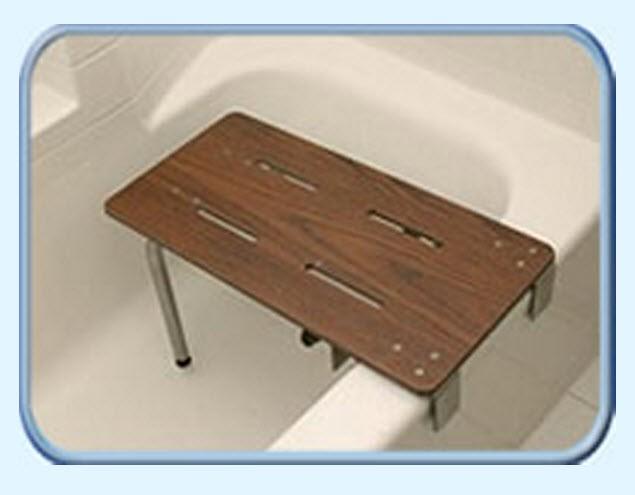 Portable Clamp On Tub Seat Bath Bench
