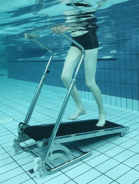 Aquajogg Pool Treadmill Aquatic Therapy
