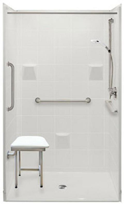Wheelchair accessible bathroom handicap accessible for Ada accessible bathroom