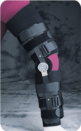Genu Ranger Hinged Knee Brace Knee Braces And Supports