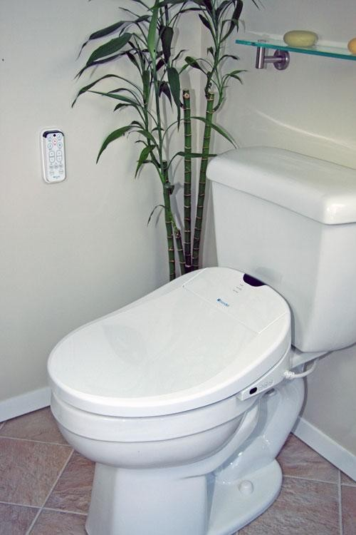Brondell swash 900 bidet heated toilet seat bidet toilet seats - Bidet heated toilet seat ...
