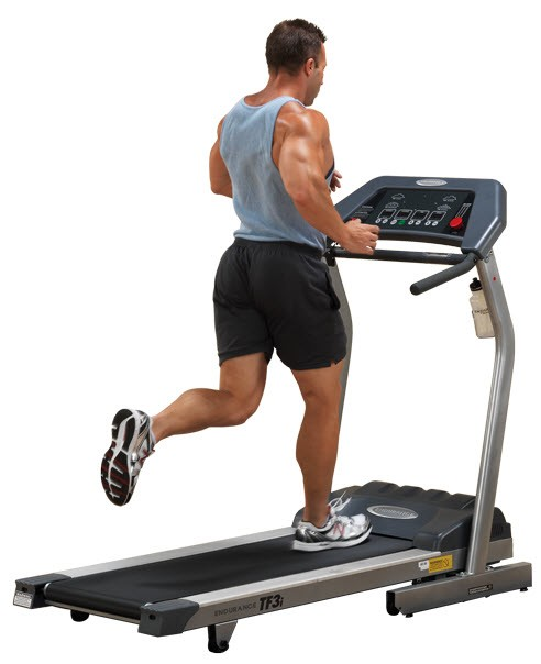 Body Solid Endurance Manual Recumbent Bike: Body-Solid Endurance E400 Elliptical Trainer