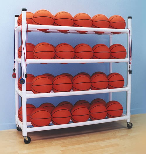 Exercise Equipment Carts And Racks Weight Rack Ball