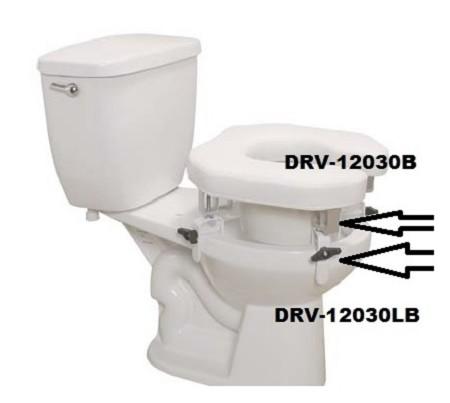 Wondrous 49 Raised Toilet Seats Elevated Handicap Toilet Seats Theyellowbook Wood Chair Design Ideas Theyellowbookinfo