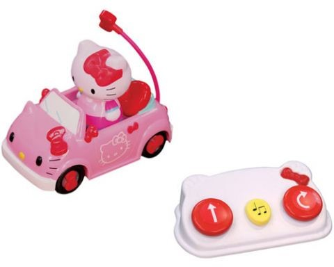 Hello Kitty Remote Control Car Reviews