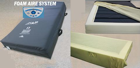 K 2oem Alt Aire Alternating Pressure Foam Mattress System