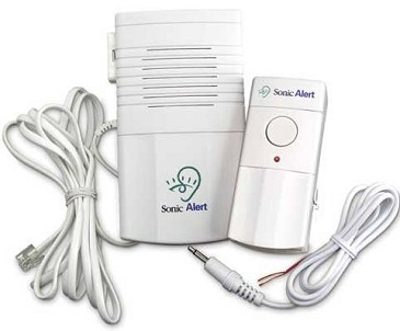Deluxe Sonic Alert DB200 Wireless Doorbell and Telephone Transmitter