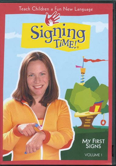 The Baby Signing Time Series combines clever songs, animation, and real signing babies - all age two and under - to make signing easy and fun.