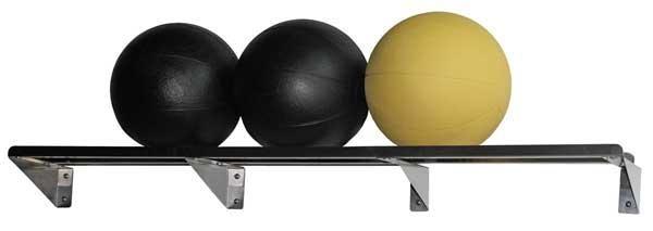 Medicine Ball Wall Rack