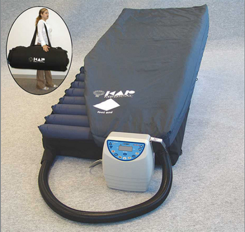 K 3 Aire Zone Digital True Low Air Loss System Pressure