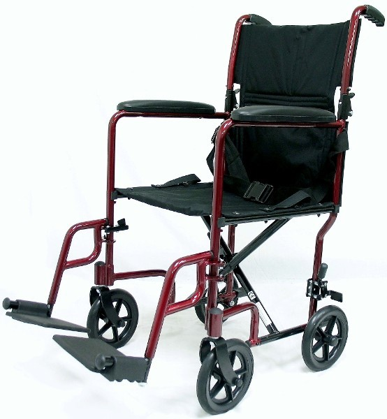 ultra lightweight aluminum transport wheelchair. Black Bedroom Furniture Sets. Home Design Ideas