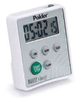 West Bend Kitchen Timer Set Clock
