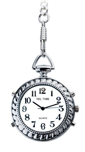 mens analog talking pocket watch for the blind more products in this category mens talking watches