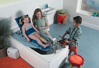 Bath Lift Special Needs Children Freestanding Tubs