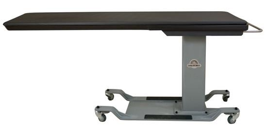 Oakworks cfpmfxh fixed height c arm imaging table for Table th fixed width