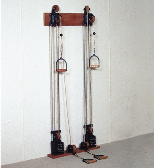 Pulley Exercise Accessories : Weight/Resistance Training