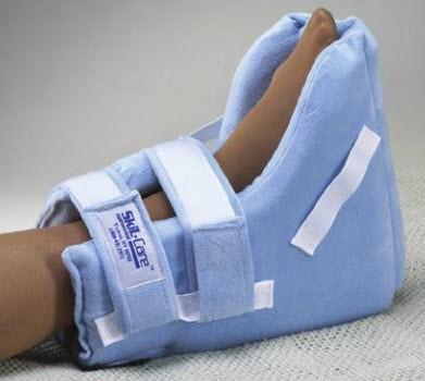 skil care original heel float boot heel protectors