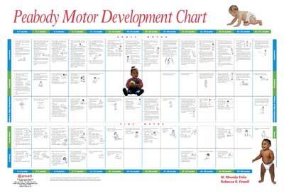 Peabody motor development chart pediatric assessments for Motor skills development chart