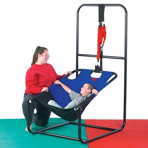 Bouncing Chair Vestibular