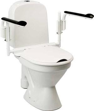 Raised Toilet Seat | Handicap Toilet Seat | Elevated Toilet Seat ...