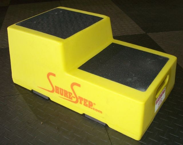 Shure Step 2 Step Stool Shure Step Safe Step Stools