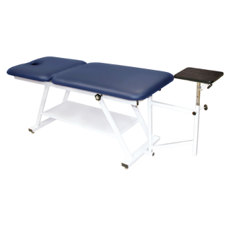 Ttft 200 fixed height traction table treatment tables for Table th fixed width