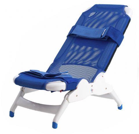 Rifton Small Blue Wave Bath Chair Pediatric Bath Chair