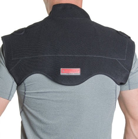 At Home Heat Therapy Neck And Shoulder Wrap Infrared