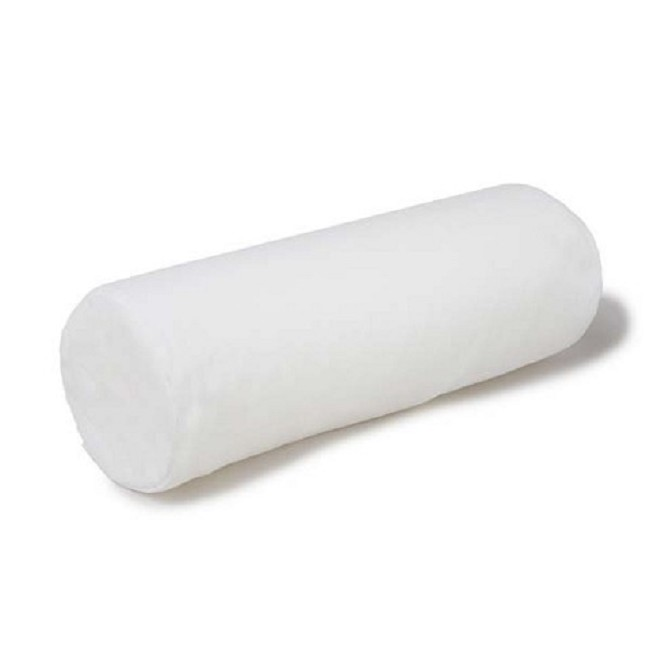 Cylindrical Cervical Pillow For Improved Sleeping Posture